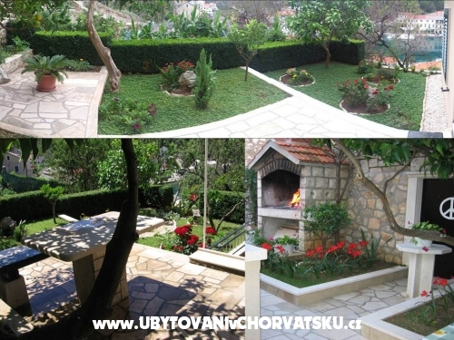 Apartmanok Luka - Brač Horvátország
