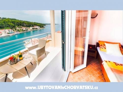 Apartm�ny Luka - Bra� Chorvatsko