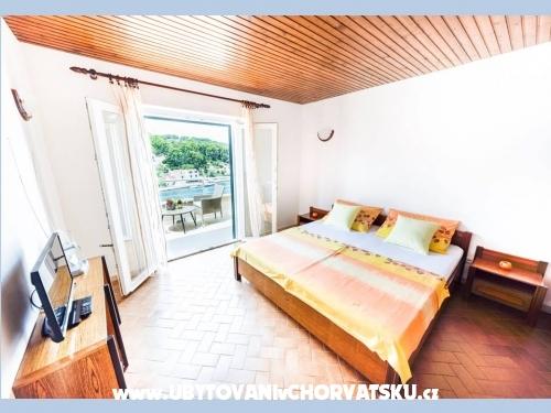 Appartements Luka - Brač Kroatien