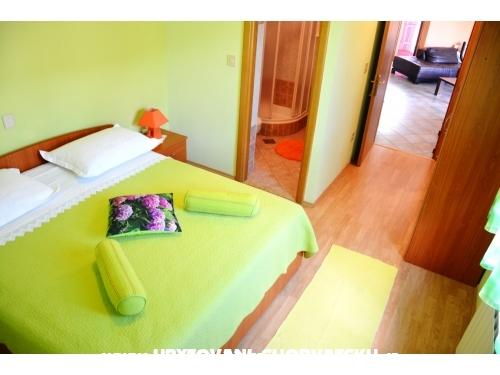 Appartements Mladinic - Brač Croatie