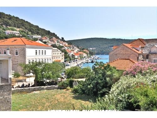 Apartmány Mladinic - Brač Chorvatsko