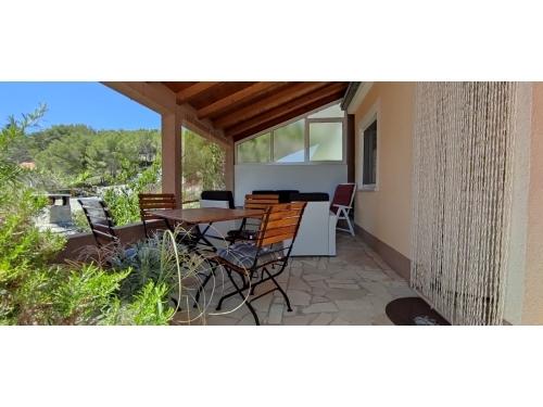 Appartements Rogosic Osibova - Brač Kroatien