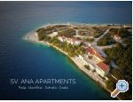 Island of Brac Apartments Sv. Ana