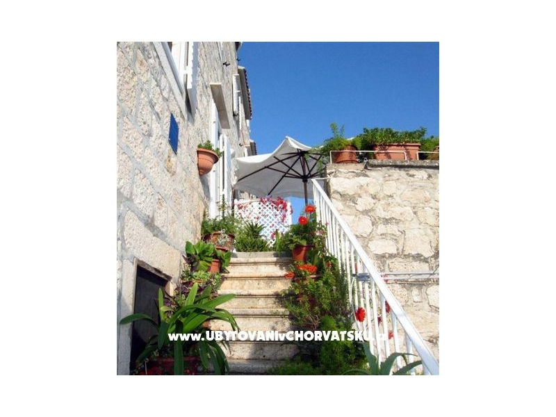 Apartments Tonsic Sutivan - Brač Croatia