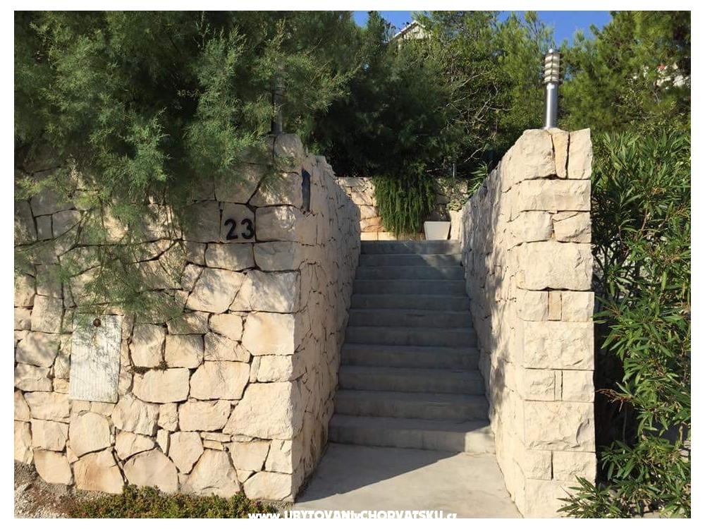 Appartementen Villa Dragica - Brač Kroatië