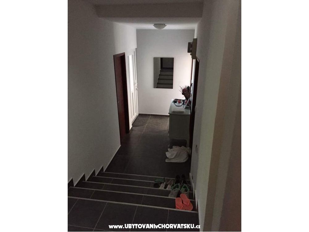 Apartmány Villa Dragica - Brač Chorvatsko