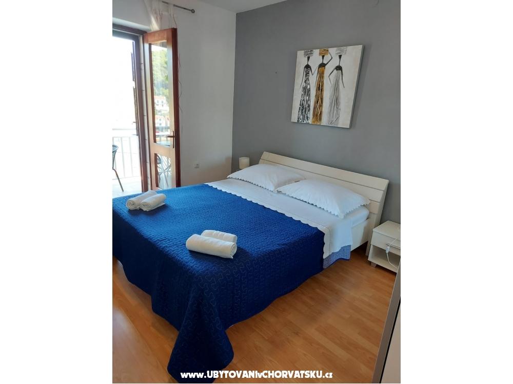 Apartmentts JUJE - Bra� Kroatien
