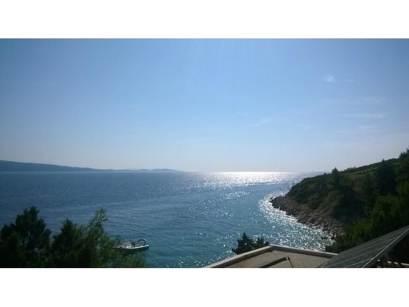 Apartmen Plaža Divuje - остров Брач Хорватия
