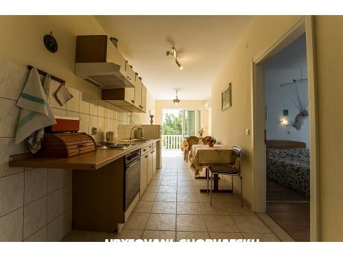 Apartmaji Chiaro - Brač Hrvaška