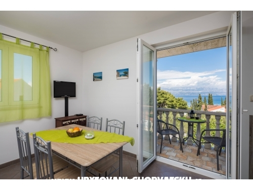 Apartments Dropuljic - Brač Croatia