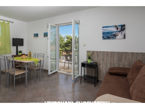 Appartements Dropuljic - Bra� Croatie