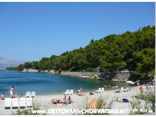Apartmanok Misetic - Brač Horvátország