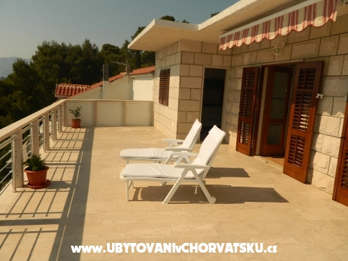 Apartmány Tanja - Brač Chorvátsko