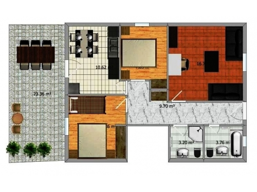 Apartamenty Villa Vanja - Brač Chorwacja