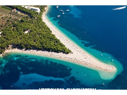Villa Blanka Bol island Brac for 12 - Brač Croatia