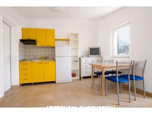 Kala mendula apartmani - Brač Horvátország