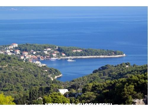 Haus Bongovila - Brač Kroatien