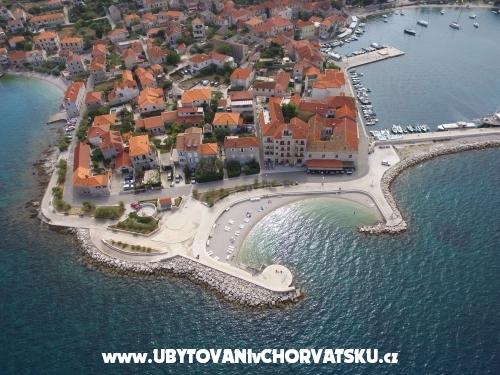 Apartmány Banić - Brač Chorvátsko