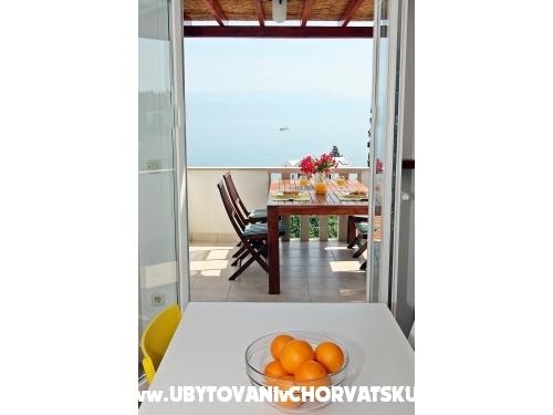 Villa Zava - Brač Kroatien