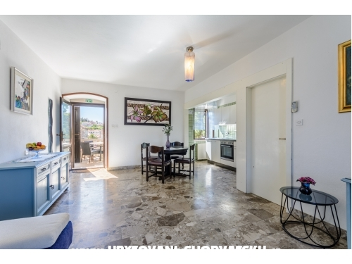 Vila Magdalena - Brač Chorvatsko