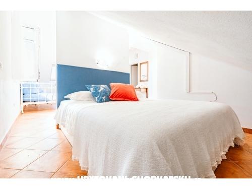 Sutivan Best Apartmány - Brač Chorvátsko