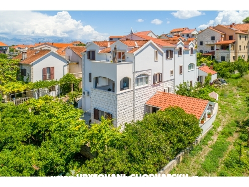Villa Dinka - Brač Croatie