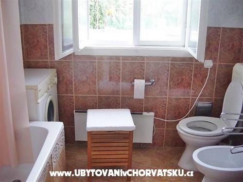 Cro-Split Apartmány - Brač Chorvatsko