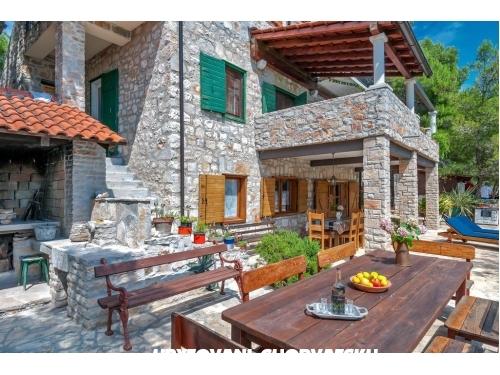 Villa Mamako - Brač Chorvátsko