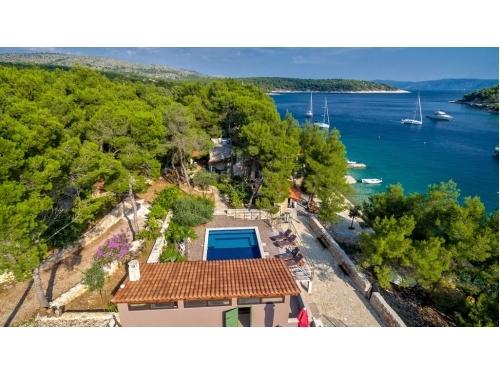 Villa Mamako - Brač Hrvatska