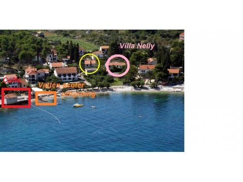 Villa Nelly - Brač Chorvatsko