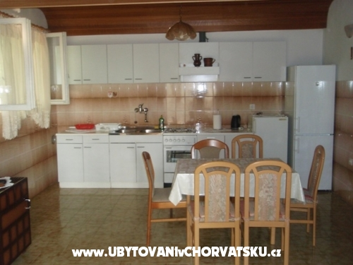 Apartmán Marija Zelić - Brela Chorvatsko