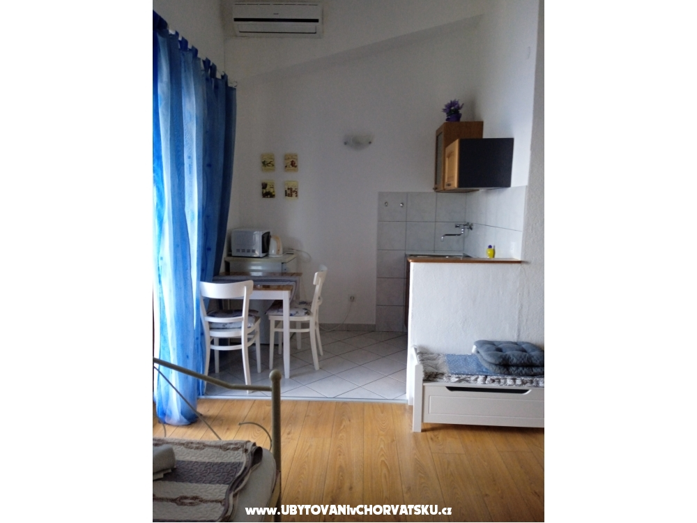Accommodation Leon - Brela Chorvatsko