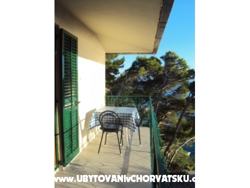 Accommodation Leon - Brela Croatie