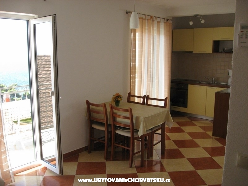 Apartment Nada �ami� - Brela Croatia
