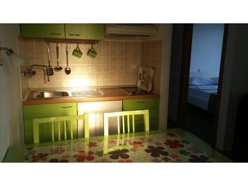 Apartmán Nada Žamić - Brela Chorvátsko