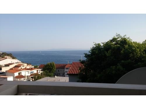 Apartment Nada Žamić - Brela Croatia