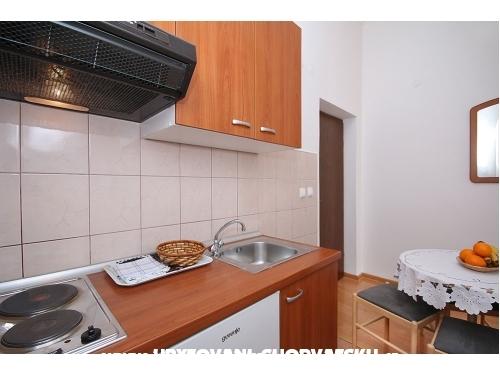 Apartment Villa Tunja - Brela Croatia
