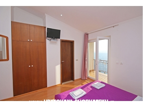 Apartman Villa Tunja - Brela Horvátország