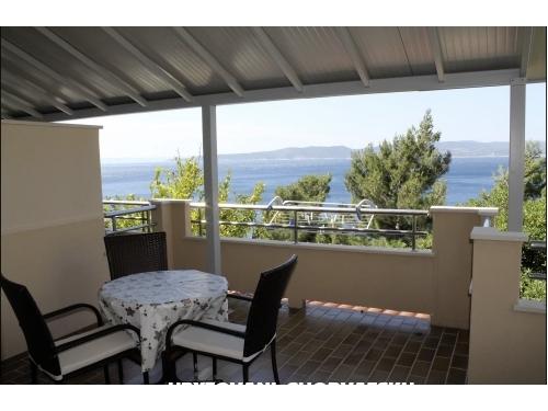 апартамент Villa Tunja - Brela Хорватия