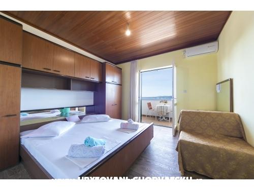 Apartmanok Ankica-Jurica Brela - Brela Horvátország