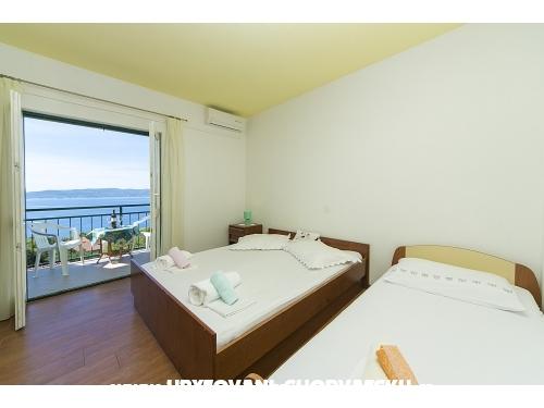Apartmány Ankica-Jurica Brela - Brela Chorvatsko