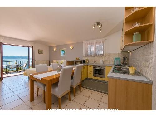 Apartments AnRi - Brela Croatia