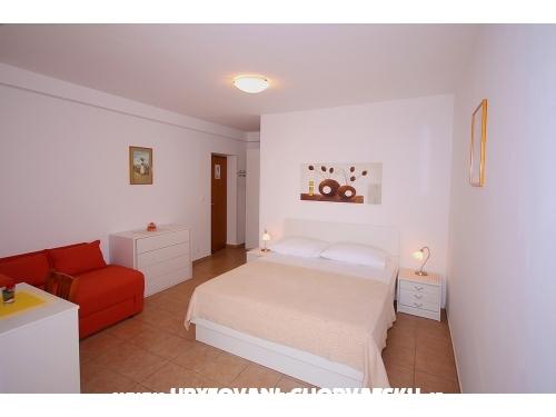 Apartmány AnRi - Brela Chorvátsko