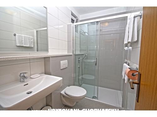 Apartmanok AnRi - Brela Horvátország