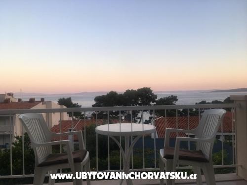 Appartements A & N Bekavac . - Brela Kroatien