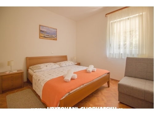 Apartments Čikeš - Brela Croatia