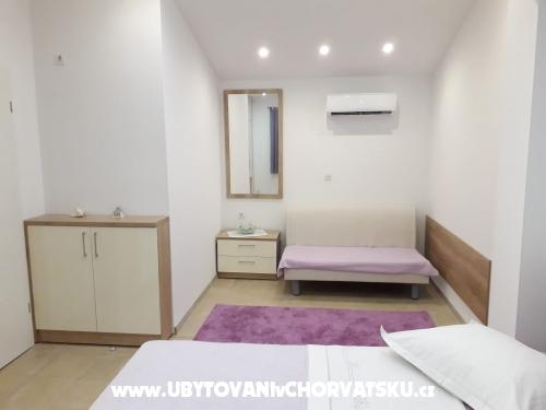 Apartmani Dalmacija 1 - Brela Hrvatska