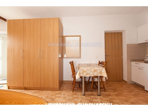 Apartments Darko - Brela Croatia