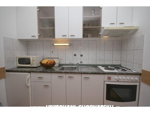 Apartmani Hrvoje - Brela Hrvatska