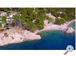Appartements Jakiruša - Brela Kroatien